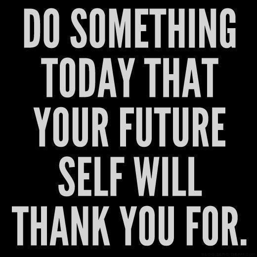 Do Something Today (Quote)