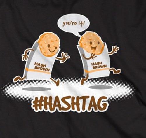 #hashtag (Hashbrown Tag)