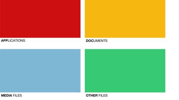 desktop squares