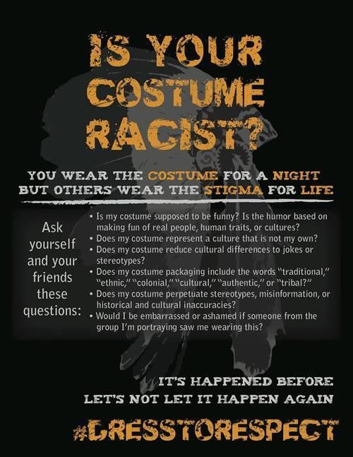 racisthalloween