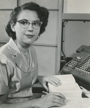 Tech Lady Tuesday! Mary Sherman Morgan