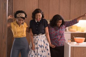 Hidden Figures = Tech Lady Awesomeness
